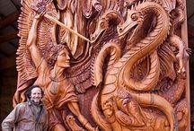 umenie z dreva