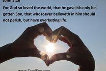 Faith / I am a Christian, and I am proud of my faith in God.