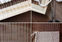weaving/macrame
