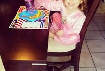 Kids Love KABOOST! / Children enjoying their KABOOST at the table!