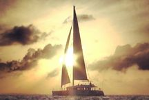45Parallelo yacht / A fabulous trip from Tenerife island to caribbean sea