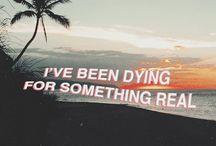 lyrics // captions