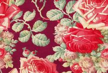 Royal English Floral (fabrics) / Rock the Floral trend with one of our gorgeous new Floral Bloom Patterns.  This beautiful collection inspired by the vintage patterns of the 18th and 19th century. Reworked with a fresh new take for contemporary Interiors.   Choose from our striking Wallpaper + Fabric designs. Patterns feature Carnations blooms, Roses, and Hydrangeas to dress your home in Royal Luxury.