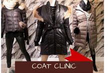 Skinny Winter Coats