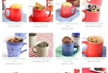 Snack in a Mug or a Jar