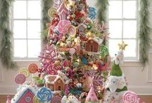 Christmas Tree and Decor Ideas / by Heather @ Living on Love and Cents
