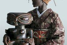 African Japanese Fashion