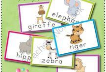 Zoo Theme-February