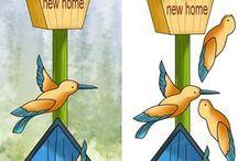 3d-Nieuwe Woning