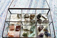 Displaying rocks/nature