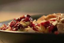 Kersen ovenschaal taart