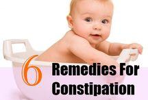 Remedies for babies/infants