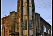 architektura fabryczna