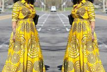 African women's clothing