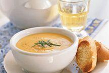 winter = warm soups