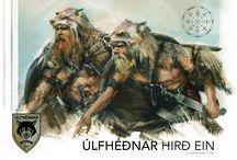 Úlfhéðnar / Ulfhednar