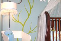 Nursery ideas / by Brittany Willis