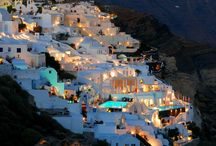 Home, Greece, The Beach / by Adrianna Adams