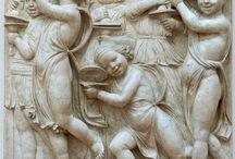 Bassorilievi in marmo