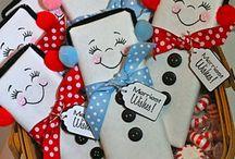 Holiday Crafts / by Tonia Bates