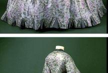 Janet Arnold dresses