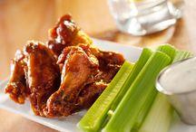 12 recetas de ALITAS de pollo / Estas son 12 recetas de alitas de pollo que te encantará preparar para botanear con la mejor compañía cualquier día de la semana.