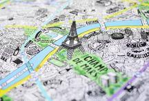 Maps / Cartographie