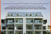 Projeler / Winsa Bayilerinden / Türkiye genelindeki Winsa Bayileri'nin gerçekleştirdiği son projelerden fotograflar