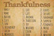 thankful challenge