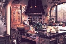 dream home kitchens / by Emilio Decker