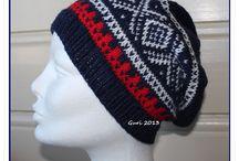 Marius design, Norwegian knitting / Handmade by Guri Østereng Halvorsen
