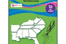 West Virginia History / Social Studies / by Candace Strader