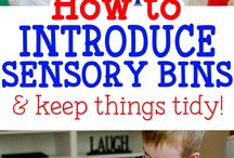 Sensory Play / Kids