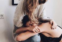 BESTIES   LOVE / Friendship never ends.