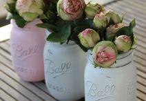 Gläser und Vasen / Gläser und Vasen DIY