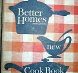 Vintage Cookbooks I Want