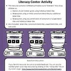 games for math and literacy / by Keri Kelly