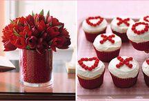 valentines day stuff / by Marie Hamilton