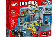 Two LEGO Juniors items reviewed