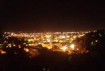 Night time - Napier