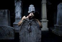 Halloween Photoshoot / Inspiration for a Halloween Shoot