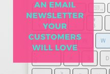 Email Marketing / email marketing, newsletter, building an email list, growing email list, content upgrades, freebies, opt-ins, sales funnels, create free content, newsletter marketing, create a newsletter, mailchimp, convertkit, email campaign, passive income
