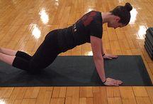 Work out rutine