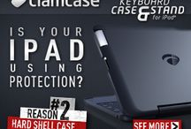 ClamCase discount code / Clamcase is the all-in-one keyboard case and stand for apple ipad. / by dgnmw.com