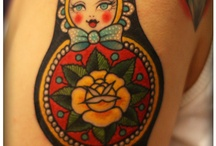 Tattoos / by Mariana Carvalho