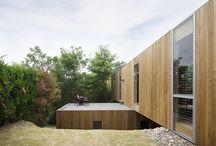 domy drewno