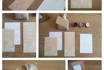 Wedding Stationery / by sino sininho