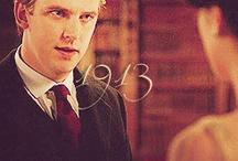 Downton Abbey / by Sarah Lundie