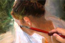 Video-Pinturas a Oleo