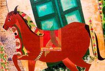 Works of Artist Deepali Mundra